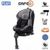 Silla de coche Play Safe 6 Wooly