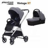 Cochecito de bebé Playxtrem Vintage XT Match 2 Duo Artic