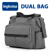 Bolso maternal Inglesina Dual Bag