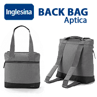 Bolso Mochila Inglesina Back Bag