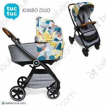 Tuc Tuc Kimbo 2 piezas dúo Elements Edicion Limitada