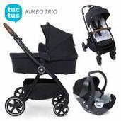 Tuc Tuc Kimbo 3 piezas trío Bears
