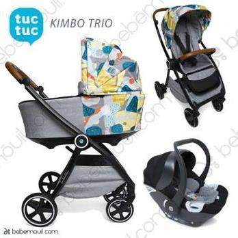 Tuc Tuc Kimbo 3 piezas trío Elements Edicion Limitada