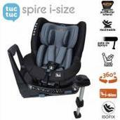 Tuc Tuc Spire i-Size Isofix a contramarcha Grey