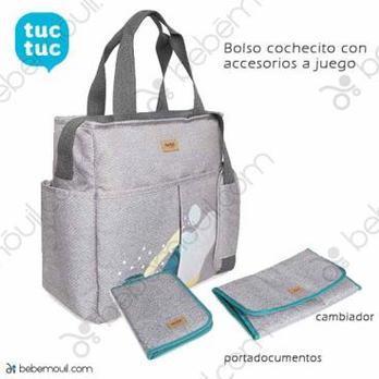 Tuc Tuc Stroller Bag Elements Edicion Limitada