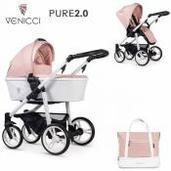 Venicci Pure 2.0 2 piezas dúo Rose