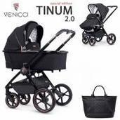 Venicci Tinum 2.0 2 piezas dúo Stylish Black SE