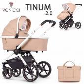 Venicci Tinum 2.0 2 piezas dúo Magnetic Grey