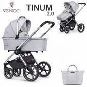 Venicci Tinum 2.0 2 piezas dúo City Grey