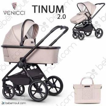 Venicci Tinum 2.0 2 piezas dúo Sabbia